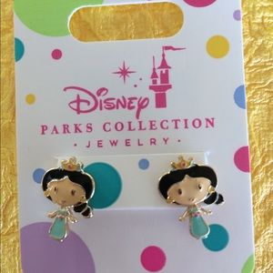 Girls Princess Jasmine Disney Is Earrings